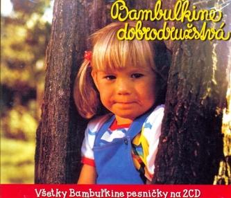 Bambuľkine dobrodružstvá - 2 CD