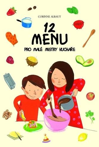 12 menu pro malé mistry