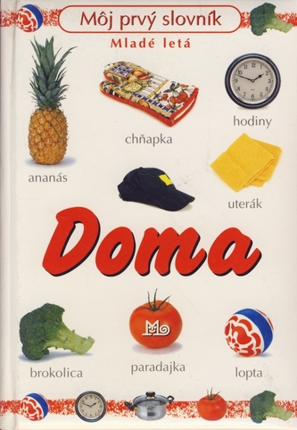 Môj prvý slovník - doma