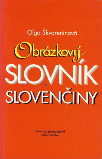Obrázkový slovník slovenčiny