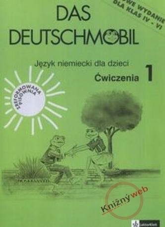 Das Deutschmobil - Pracovný zošit 3.