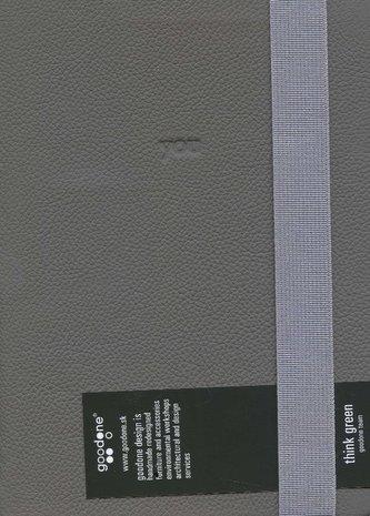 Notebook A5 kožený