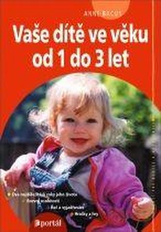 Vaše dítě ve věku od 1 do 3 let - Anne Bacus-Lindroth