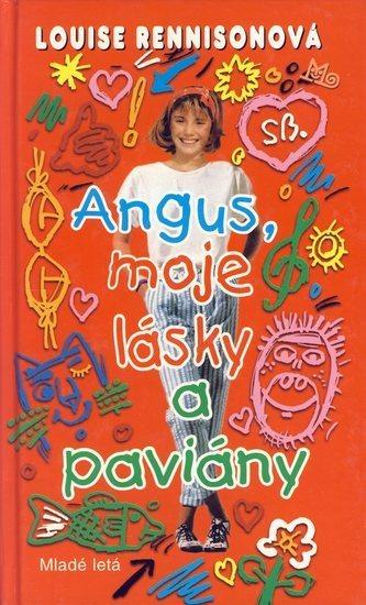 Angus, moje lásky a paviány