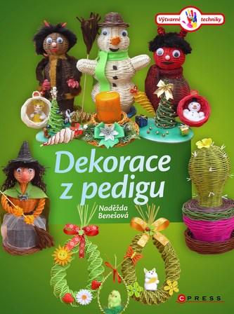 Dekorace z pedigu - Naděžda Benešová