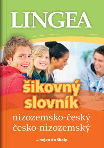 Nizozemsko-český, česko-nizozemský šikovný slovník...… nejen do školy