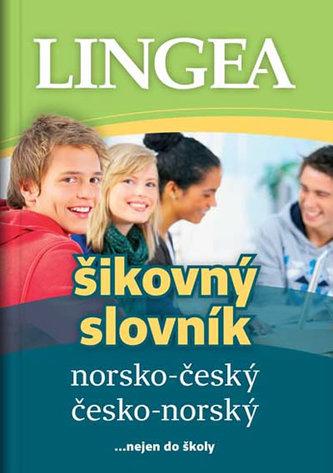 Norsko-český, česko-norský šikovný slovník...… nejen do školy