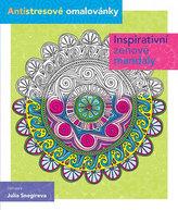 Inspirativní zenové mandaly - Antistresové omalovánky