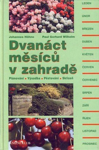 Dvanáct měsíců v zahradě - 2. vydání