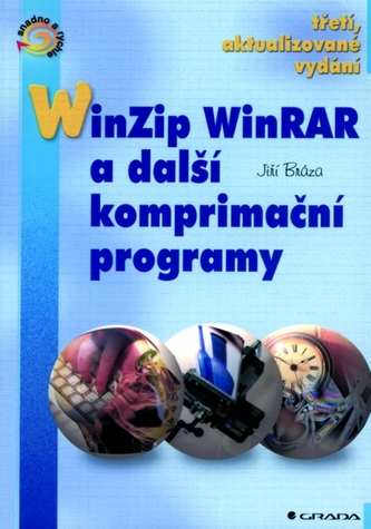 WinZip, WinRar a další kompr. prog.