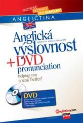 Anglická výslovnost + DVD