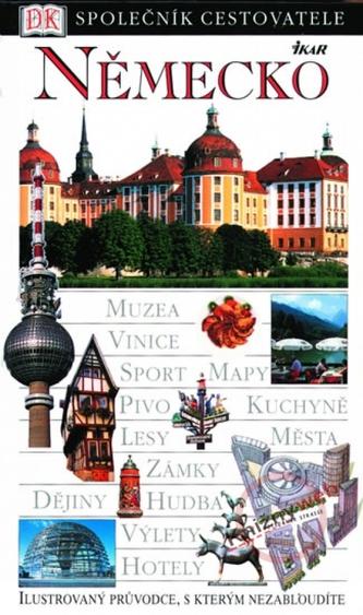 Německo-společník cestovatele-2.vydání