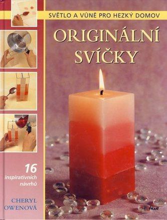 Originální svíčky