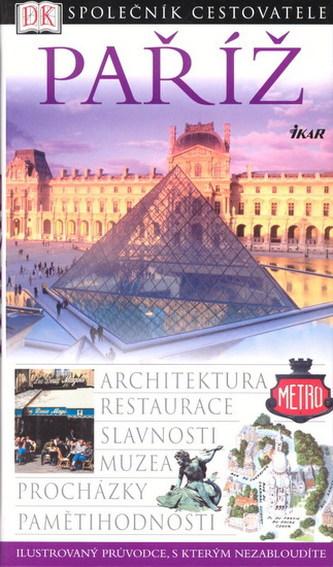 Paříž - společník cestovatele-4.vydání