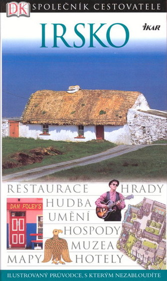 Irsko-společník cestovatele-2.vydání