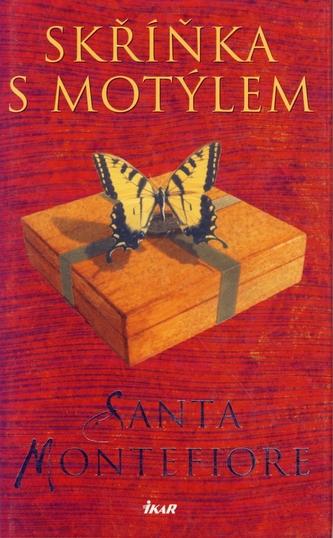 Skříňka s motýlem