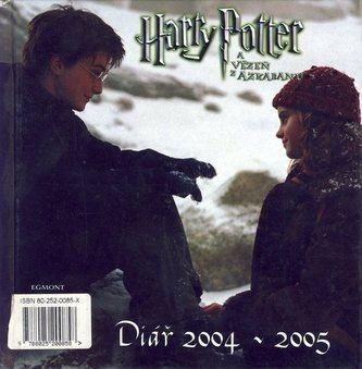 Harry Potter - školní diář 2004-2005