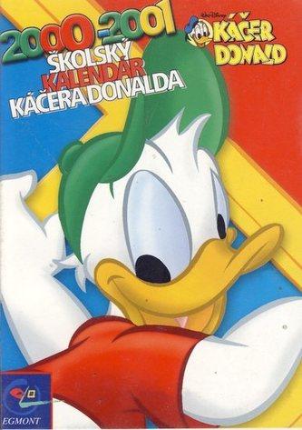 Školský kalendár Káčera Donalda 2000