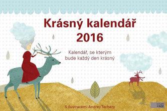 Krásný kalendář 2016 (klasik)