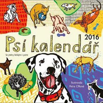 Psí kalendář 2016