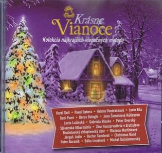 CD-Krásne Vianoce - Anna Schneiderová