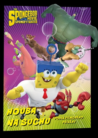 SpongeBob - Houba na suchu - David Lewman