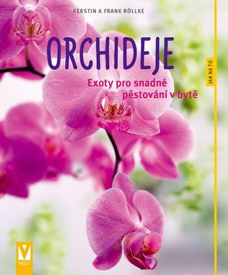 Orchideje - Exoty pro snadné pěstování v bytě