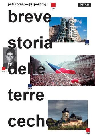 Stručné dějiny českých zemí / Breve storia delle terre Ceche - Jan Kuklík