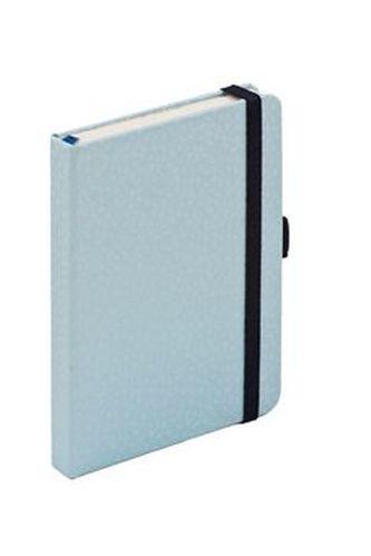 Blue, journal notes - 9x13 cm, linkovaný