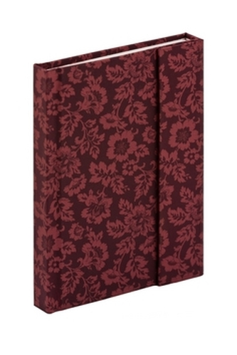 Bordeaux Flowers, magnetic notes linkovaný