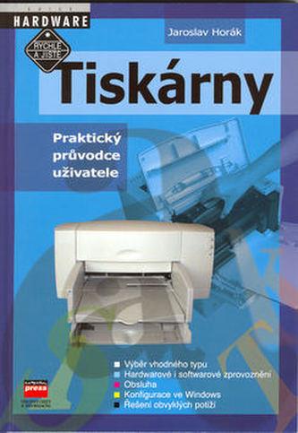 Tiskárny - Praktický průvodce uživatele
