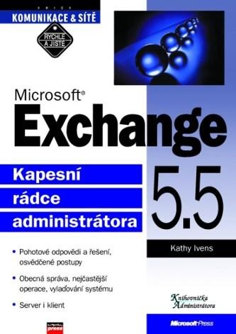 Microsoft Exchange 5.5 Kapesni radce ad