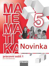 Matematika se Čtyřlístkem 5/1 pro ZŠ - Pracovní sešit