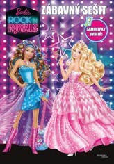 Barbie RocknRoyals - Zábavný sešit