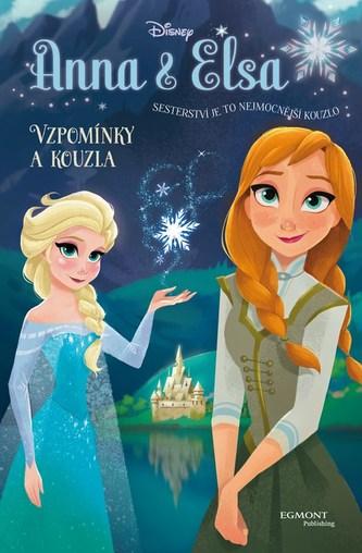 Ledové království Anna a Elsa - Vzpomínky a kouzla - Barbara Jean Hicks