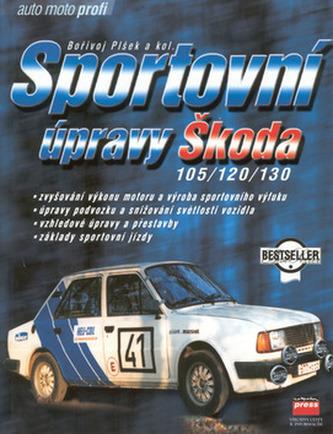 Sportovní úpravy Škoda 105/120/130