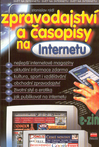 Zpravodajství a časopisy na Internetu