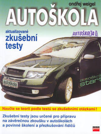 Autoškola - zkušební testy