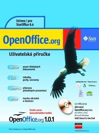 OpenOffice uživatelská příručka