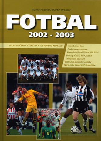 Fotbal 2002-2003