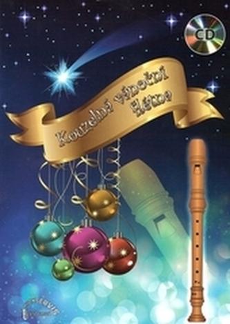 Kouzelná vánoční flétna + CD
