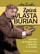 Zpívá Vlasta Burian - DVD (digipack)