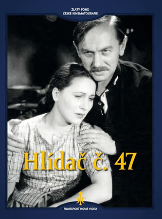 Hlídač č. 47 - DVD (digipack)