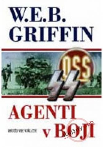 Agenti v boji-muži ve válce