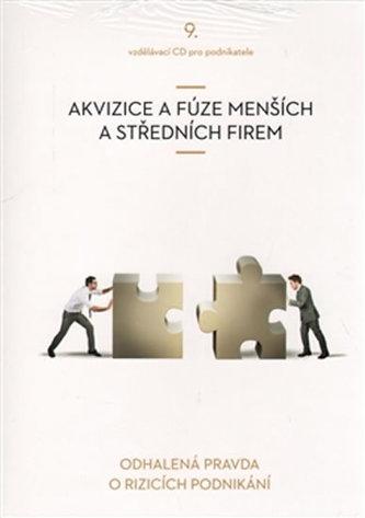 CD-Akvizice a fúze menších a středních firem