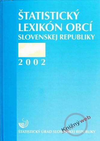 Štatistický lexikón obcí SR 2002