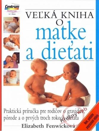 Veľká kniha o matke a dieťati - XI.vydanie