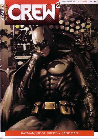 Crew2 - comicsový magazín č. 12/2005