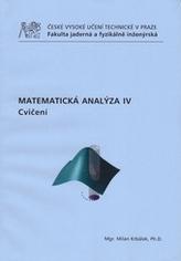 Matematická analýza IV. - Cvičení