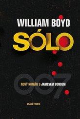 Sólo - Nový román s Jamesem Bondem